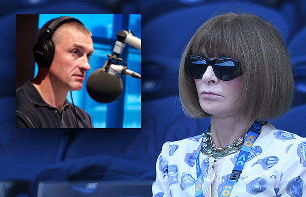 """Article image for Tom Elliott takes """"hypocritical"""" Anna Wintour to task over Margaret Court comments"""