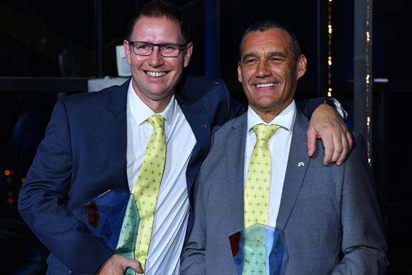 Article image for Neil Mitchell gets to know joint Australian of the Year, Dr Craig Challen