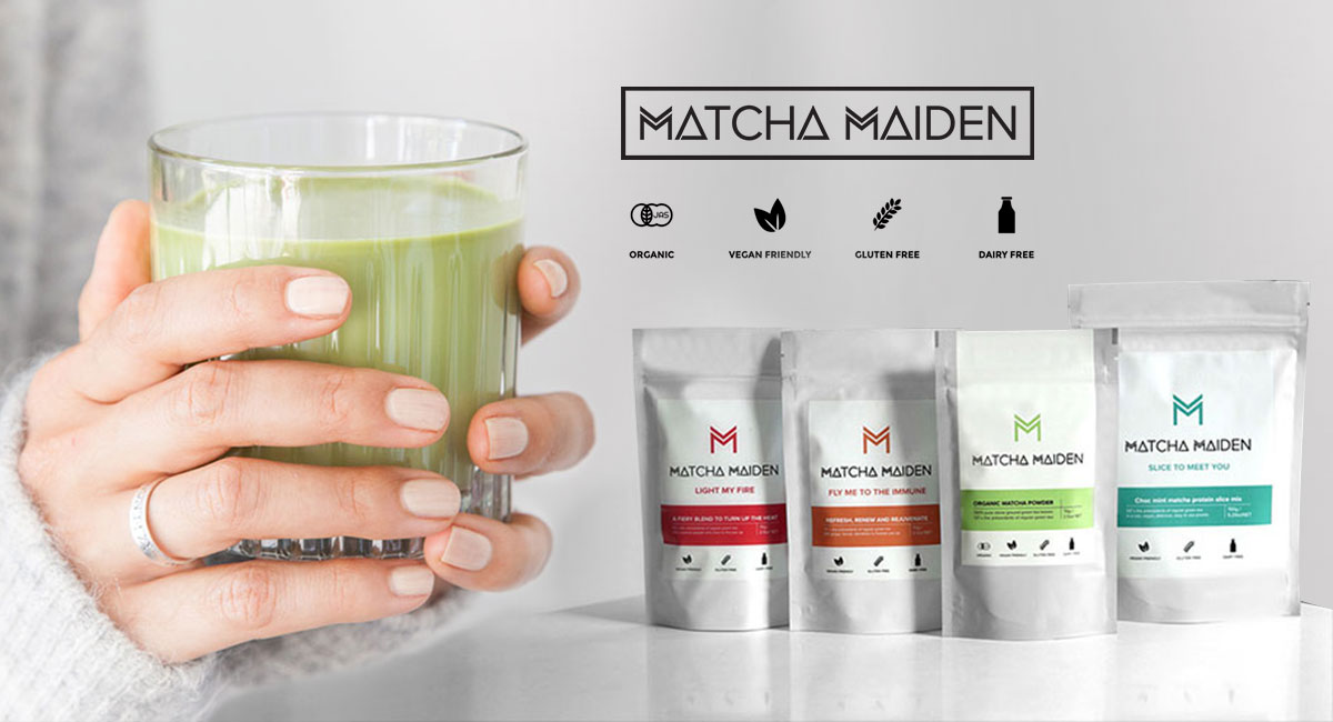 Business in Focus: Matcha Maiden