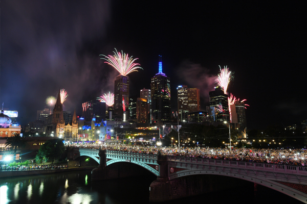 Article image for Girl, aged under 13, sexually assaulted during New Year's celebrations in the city