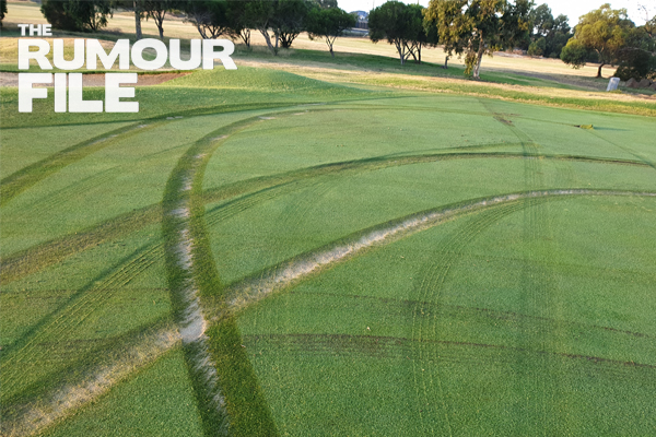 Article image for Rumour confirmed: Golf course greens trashed by vandals