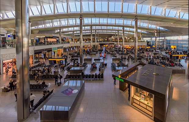 Article image for Heathrow shut down: Another UK airport drone sighting