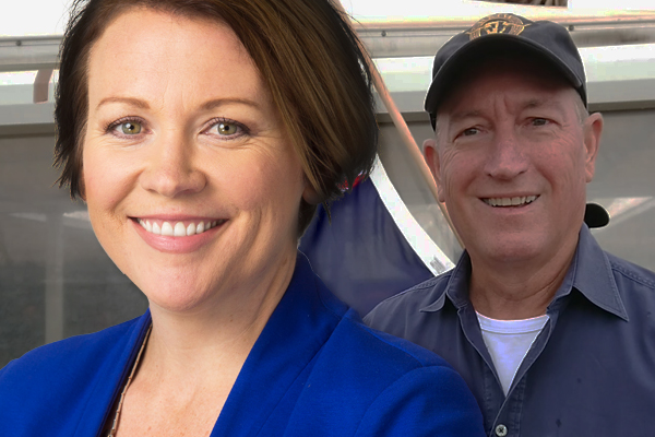 """Article image for The flippant Fraser Anning comment that made Heidi Murphy's """"blood boil"""""""