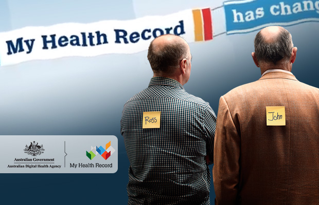 Article image for Ross and John get 'My Health Record for dummies' amid fresh legal concerns