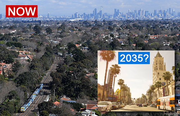Article image for Lessons from La La Land: Why Melbourne is losing the building battle