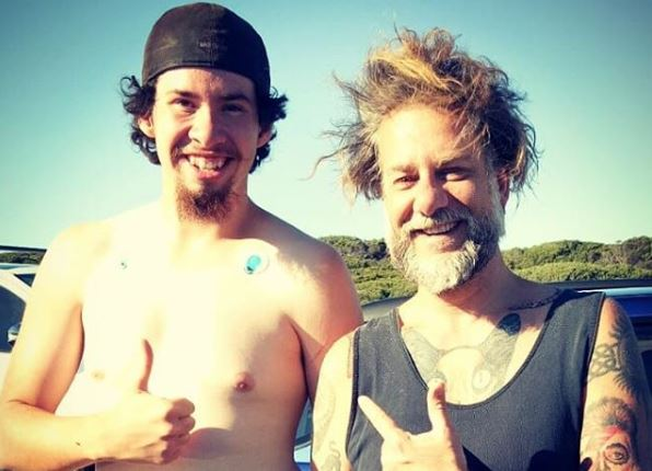 Article image for Drowning man reunited with his rescuer on 3AW