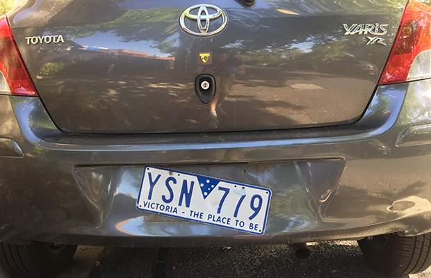 Article image for 3AW producer falls victim to elaborate stolen number plate scheme