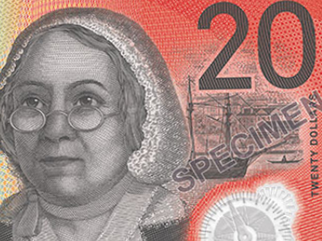 Article image for New $20 banknote design revealed