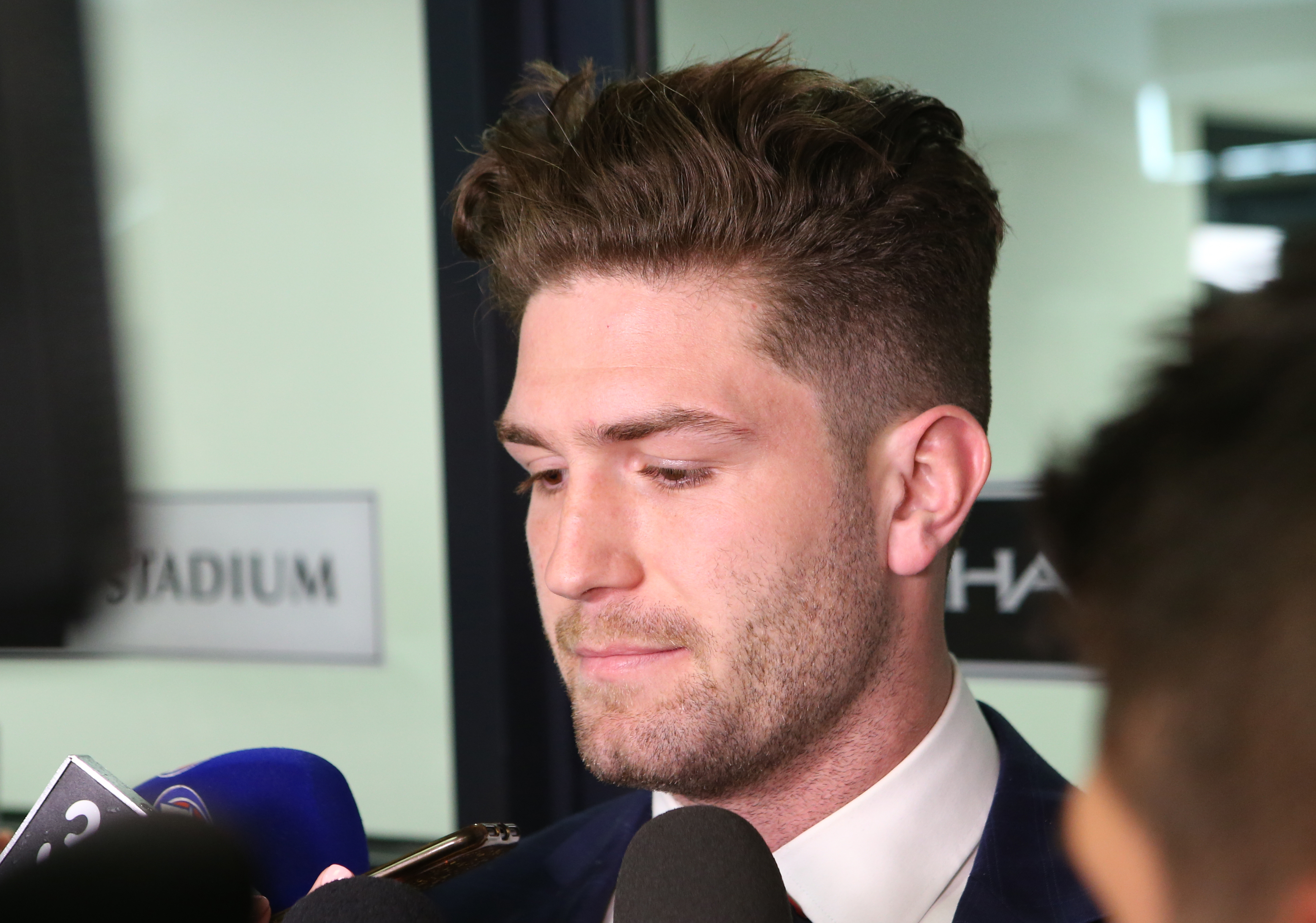 Article image for Tomas Bugg retires just months after joining Carlton
