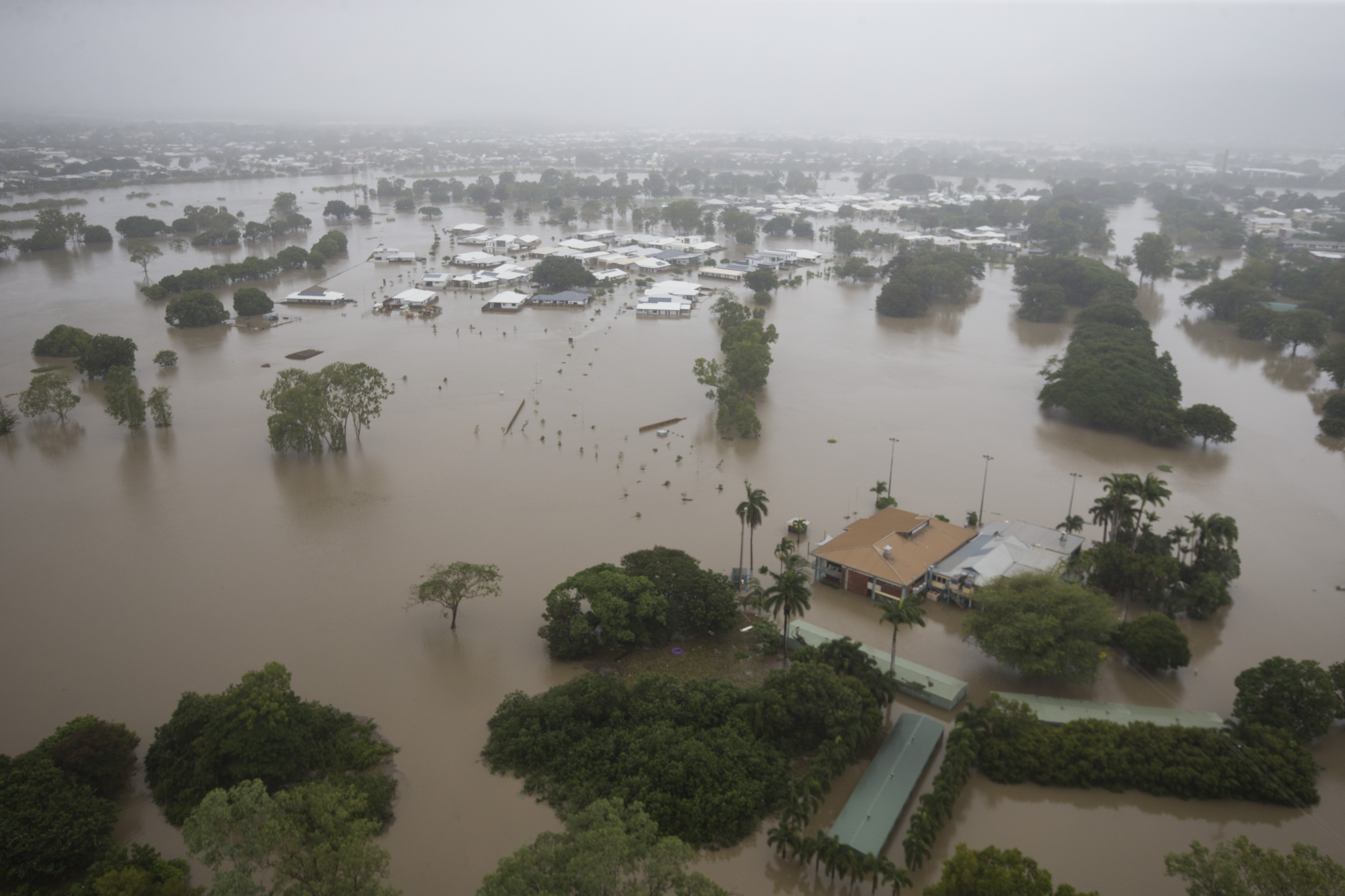 Article image for Townsville floods turn fatal with discovery of bodies