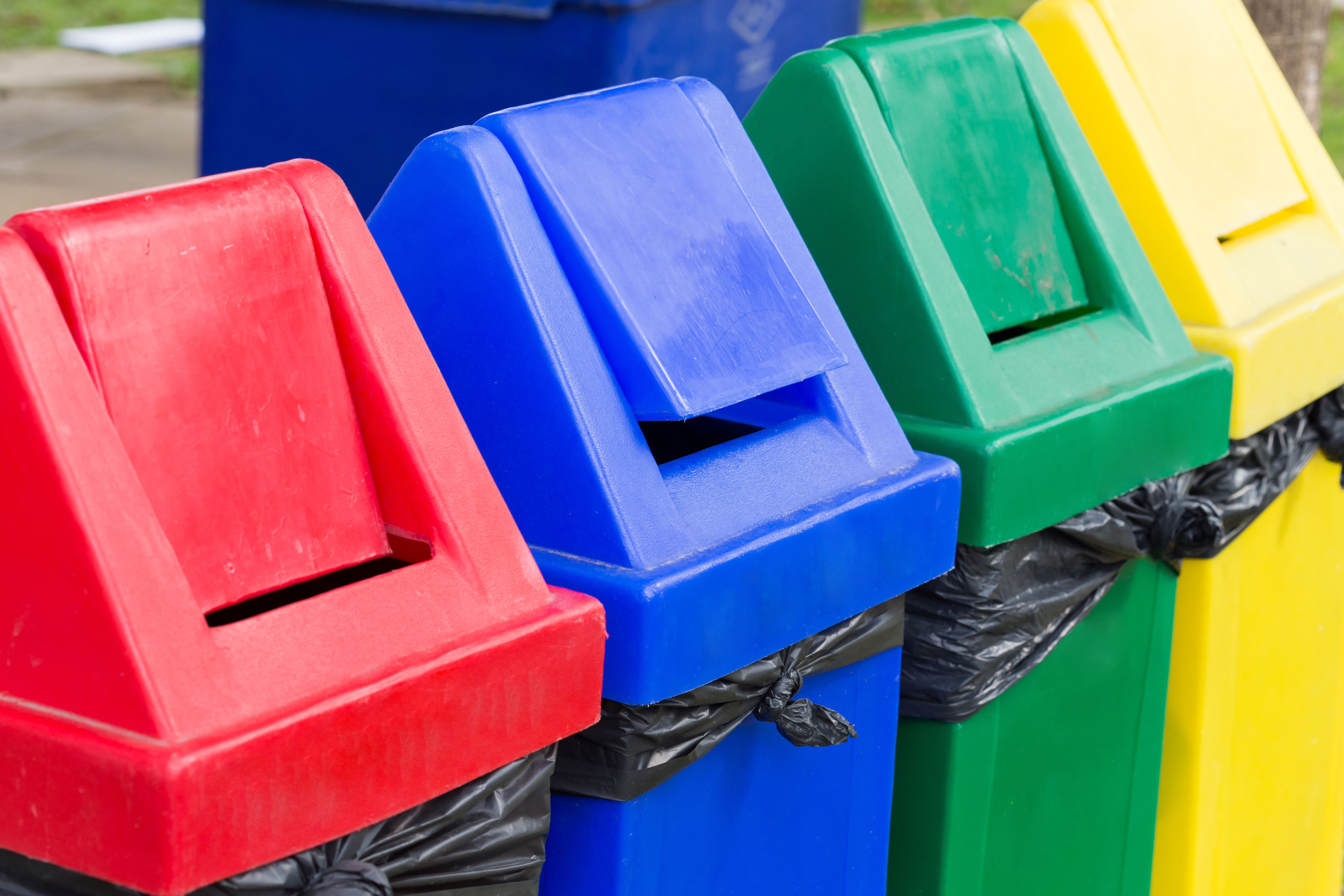 Article image for 'It's finished': Concerns raised over recycling bin use