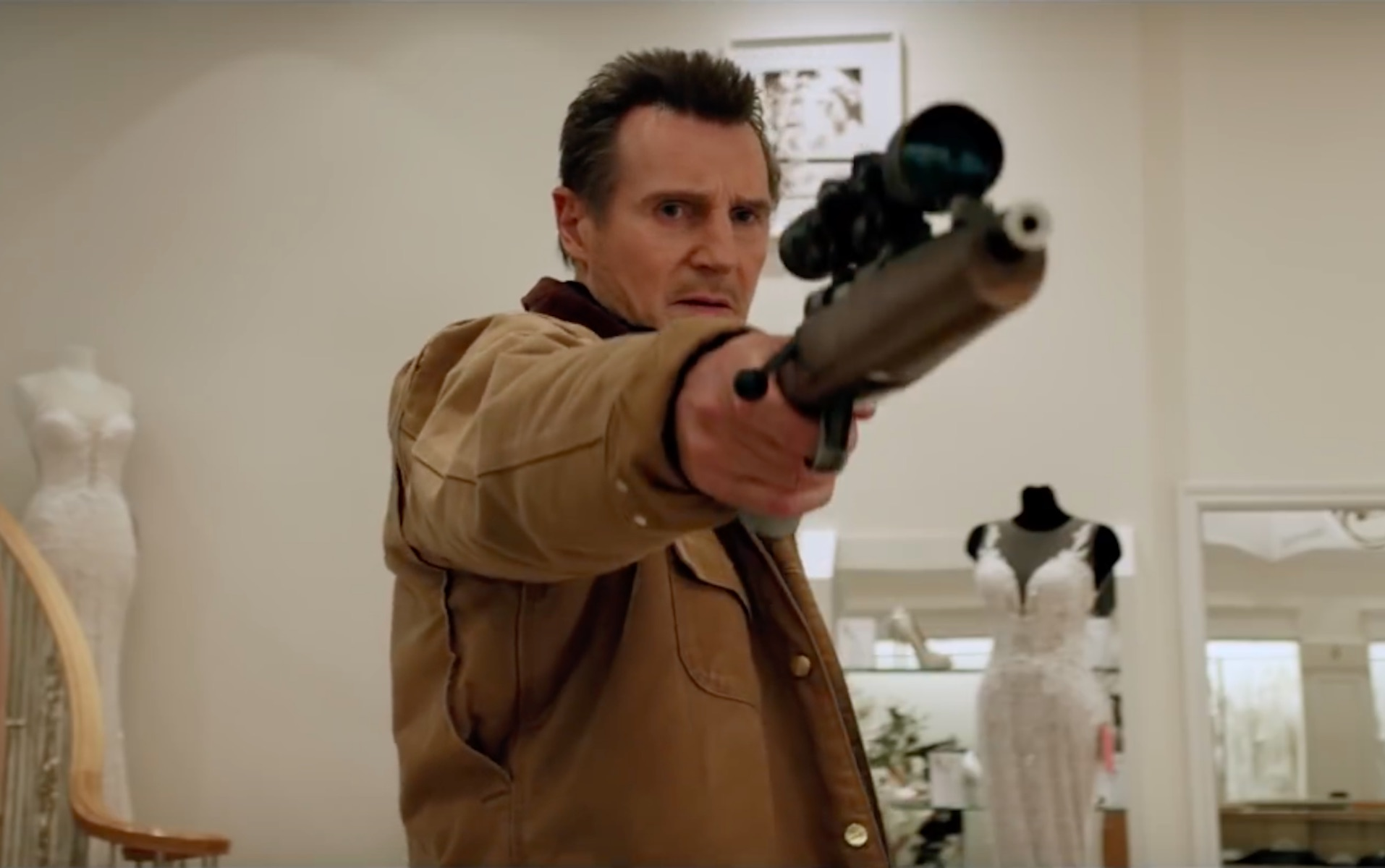 Leigh Paatsch reviews 'Cold Pursuit'