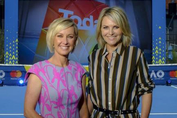 "Article image for Nine boss slams ""deliberate bully"" News Corp in defence of Georgie Gardner and Today"