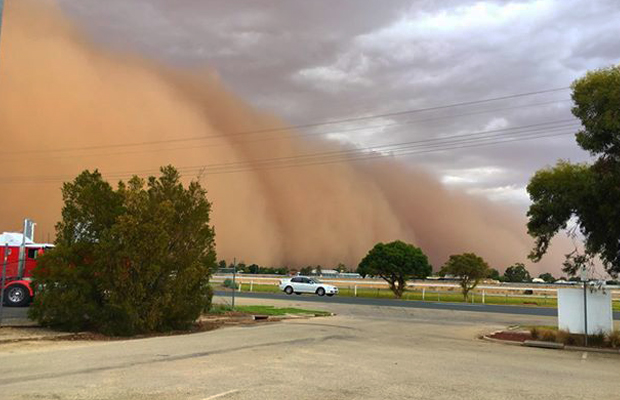Article image for Severe storms set to lash Victoria