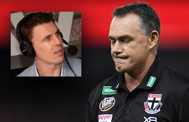 Article image for The 10 people in the AFL who must deliver in 2019, according to Matthew Lloyd
