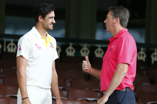 Glenn McGrath: Mitchell Starc needs to 'keep it simple'