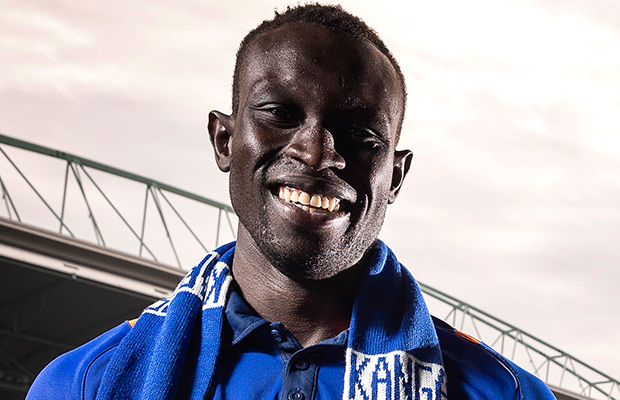 Article image for Majak Daw returns to North Melbourne