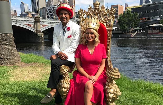 Article image for King and Queen of Moomba for 2019 revealed