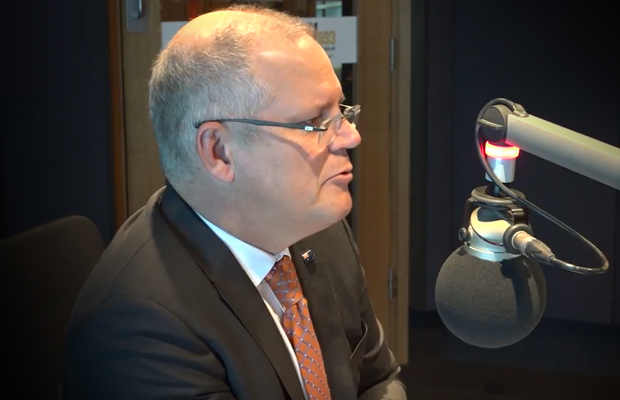 Article image for Full interview: Scott Morrison on cyber attack, Cormann's flights and border security