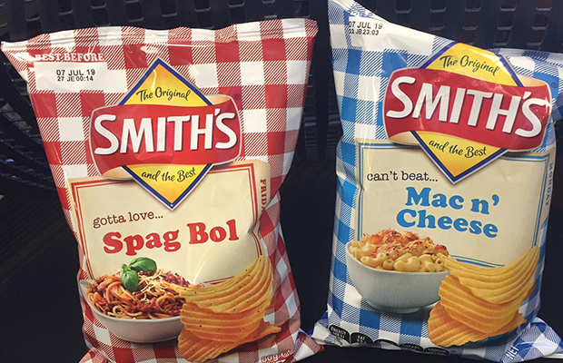 """Article image for New """"exotic"""" chip flavours set to hit the shelves"""