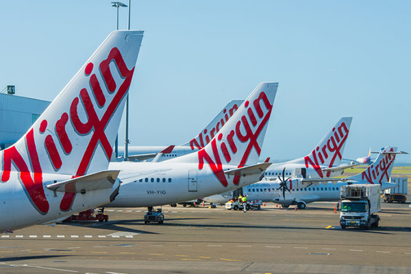 Profits take off for Virgin Australia