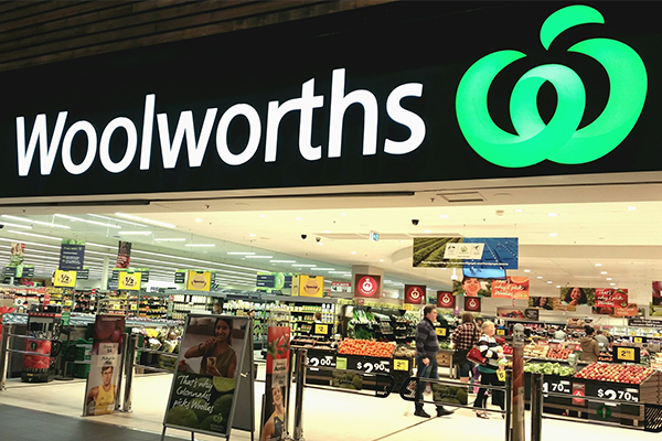Woolworths sales up but warns of subdued consumer sentiment