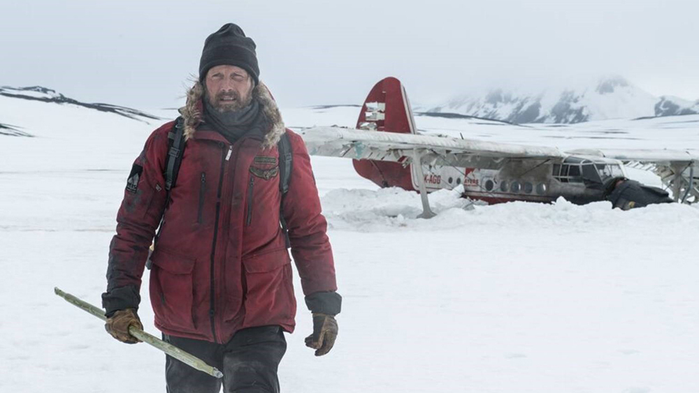 Leigh Paatsch reviews 'Arctic'