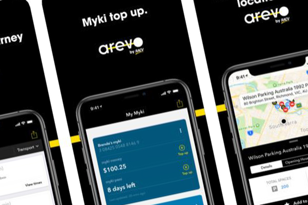 Article image for RACV releases new app 'Arevo' for all Melbourne transport options