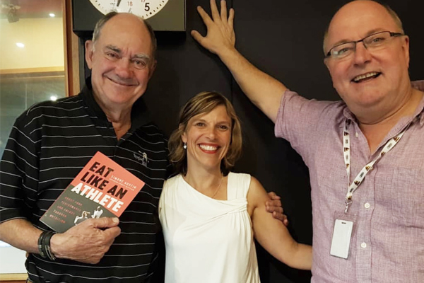 Article image for Hawthorn FC dietitian Simone Austin joins Ross and John in the studio
