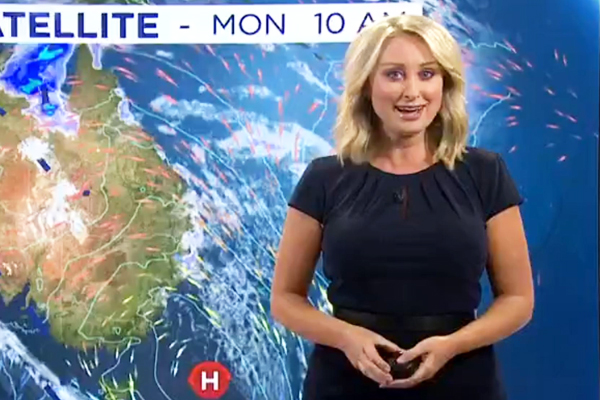 Article image for 7 News meteorologist Jane Bunn's climate change message