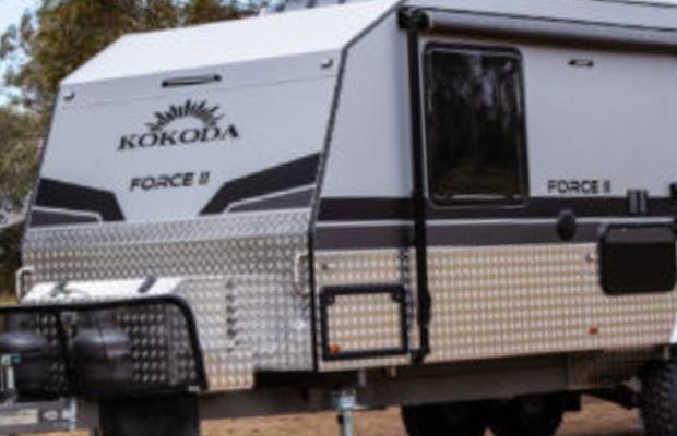 Caravan company goes into administration