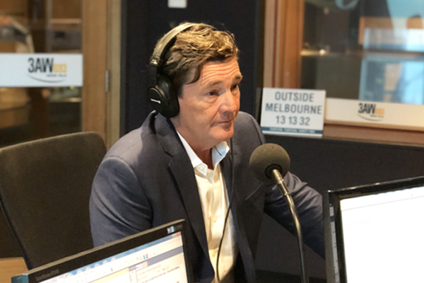 Article image for Channel 7 newsreader's battle to secure Australian citizenship for his adopted 11-year-old son