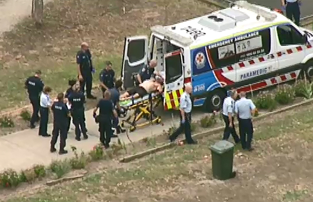 Tony Mokbel left fighting for life after alleged stabbing at Barwon Prison