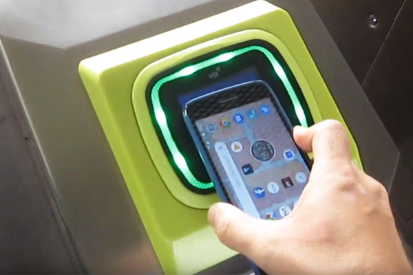 Article image for Myki android trial has been a success (so far)