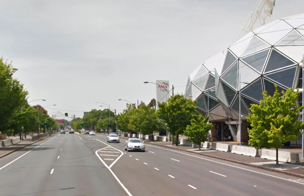 Article image for Olympic Boulevard now blocked as weekend of mass closures begins