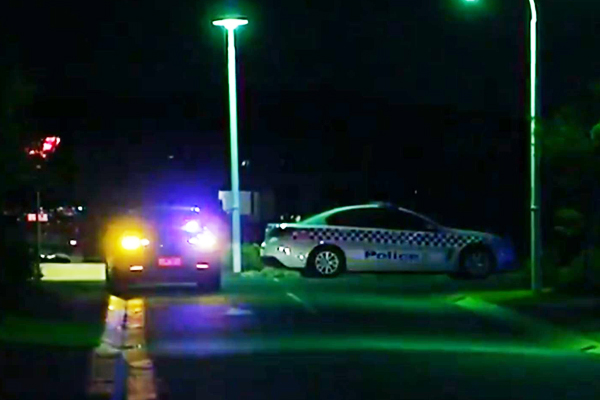 Article image for Man shot in the face, gunman on the run after Point Cook shooting overnight