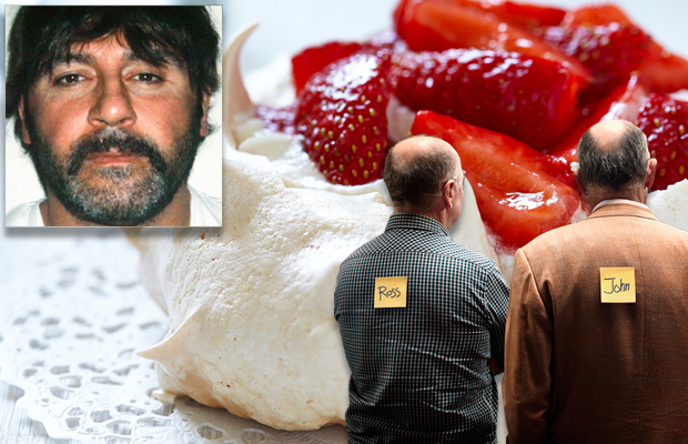 Article image for The party, the pav, and the shiv: Mokbel attacked near 21st birthday