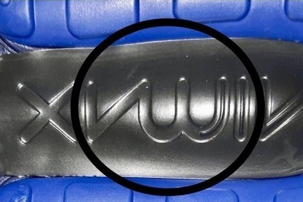 Article image for Petition calls for Nike to recall shoe with logo resembling word for Allah in Arabic on sole