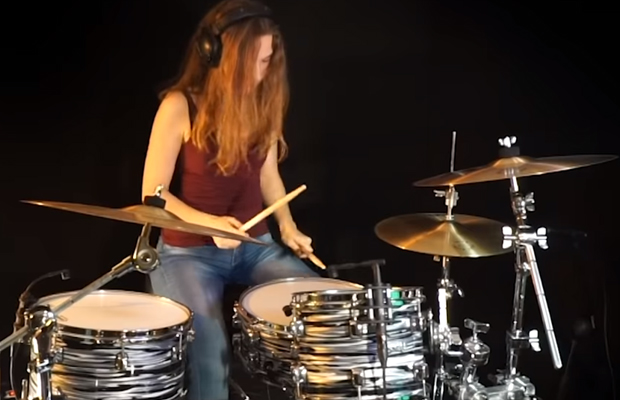 Article image for 'Mind-blowing': 20yo German girl convinces Ross that Ringo Starr was a great drummer