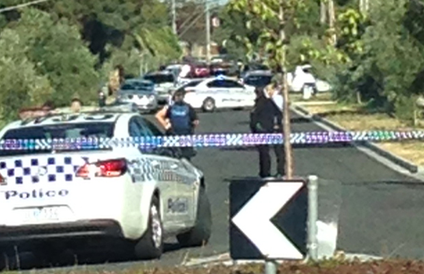 Article image for Gun attack: Man shot in residential St Albans street