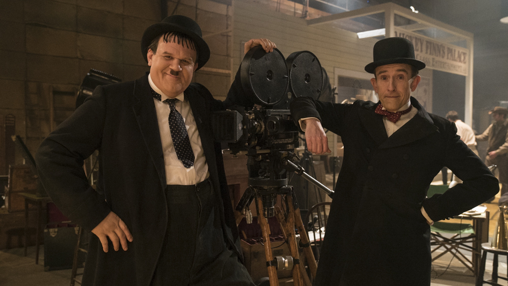 Leigh Paatsch reviews 'Stan and Ollie'