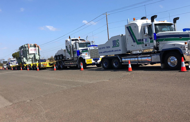 """Article image for 70-metre long """"superload"""" to hit the road!"""