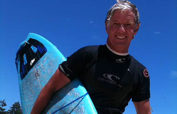 Article image for The incredible tale of Melbourne's surfing doctor who debunked the WHO