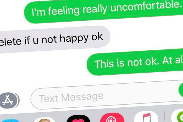 """'I feel incredibly violated': Young mum warns of """"creepy"""" texting taxi driver contacting Melbourne women"""