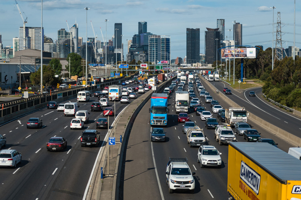 Article image for Gridlock guide for the PM: Your nominations for our most congested roads