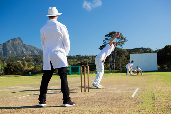"""Article image for Rumour confirmed: Cricket umpires go on strike over """"poor behaviour"""" from players"""