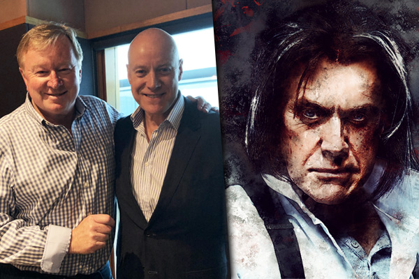 Article image for Australia's leading man Anthony Warlow to join Gina Riley onstage for Sweeney Todd