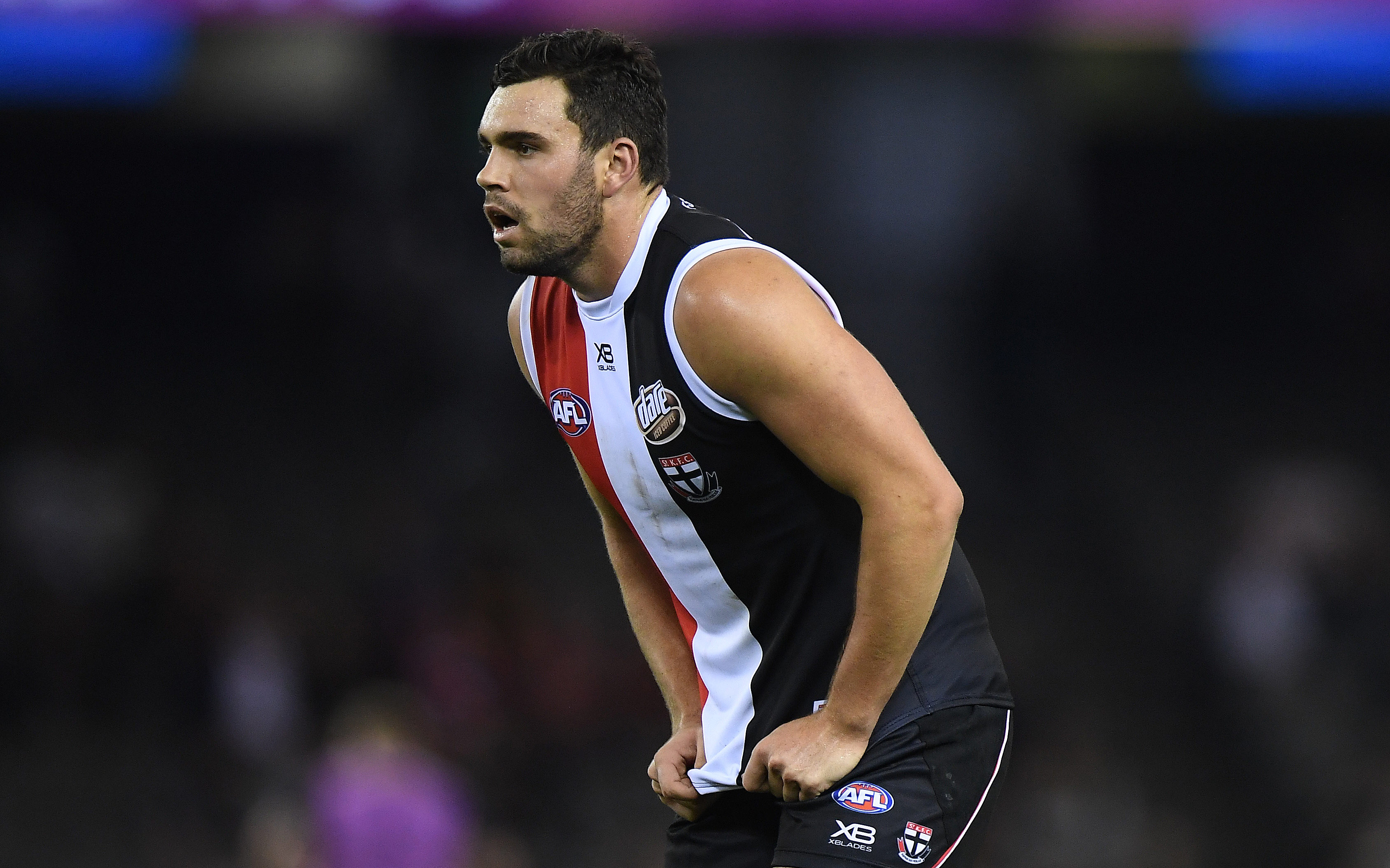 Article image for St Kilda youngster 'strongly considering his future'