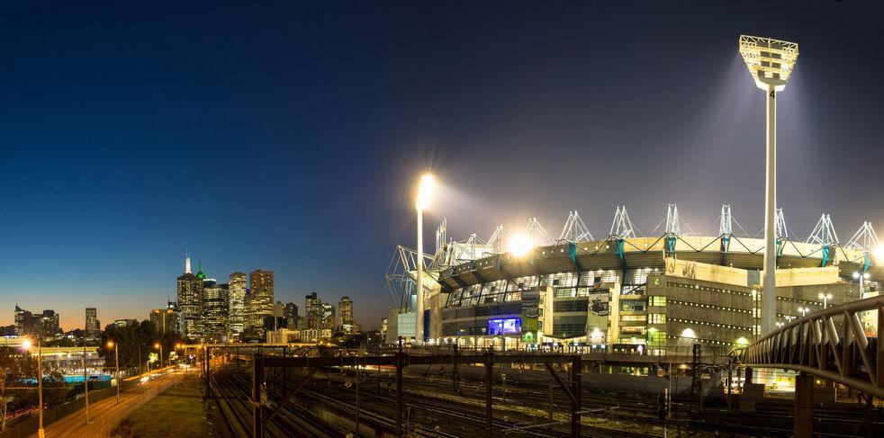 "Article image for Tom Elliott says a twilight AFL grand final is ""inevitable"""