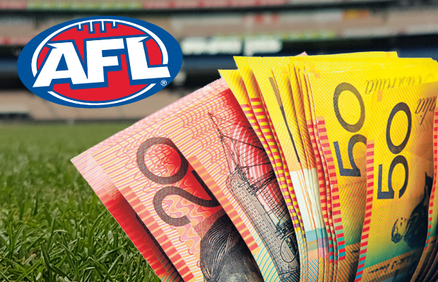 Article image for AFL and Toyota sign monster sponsorship deal